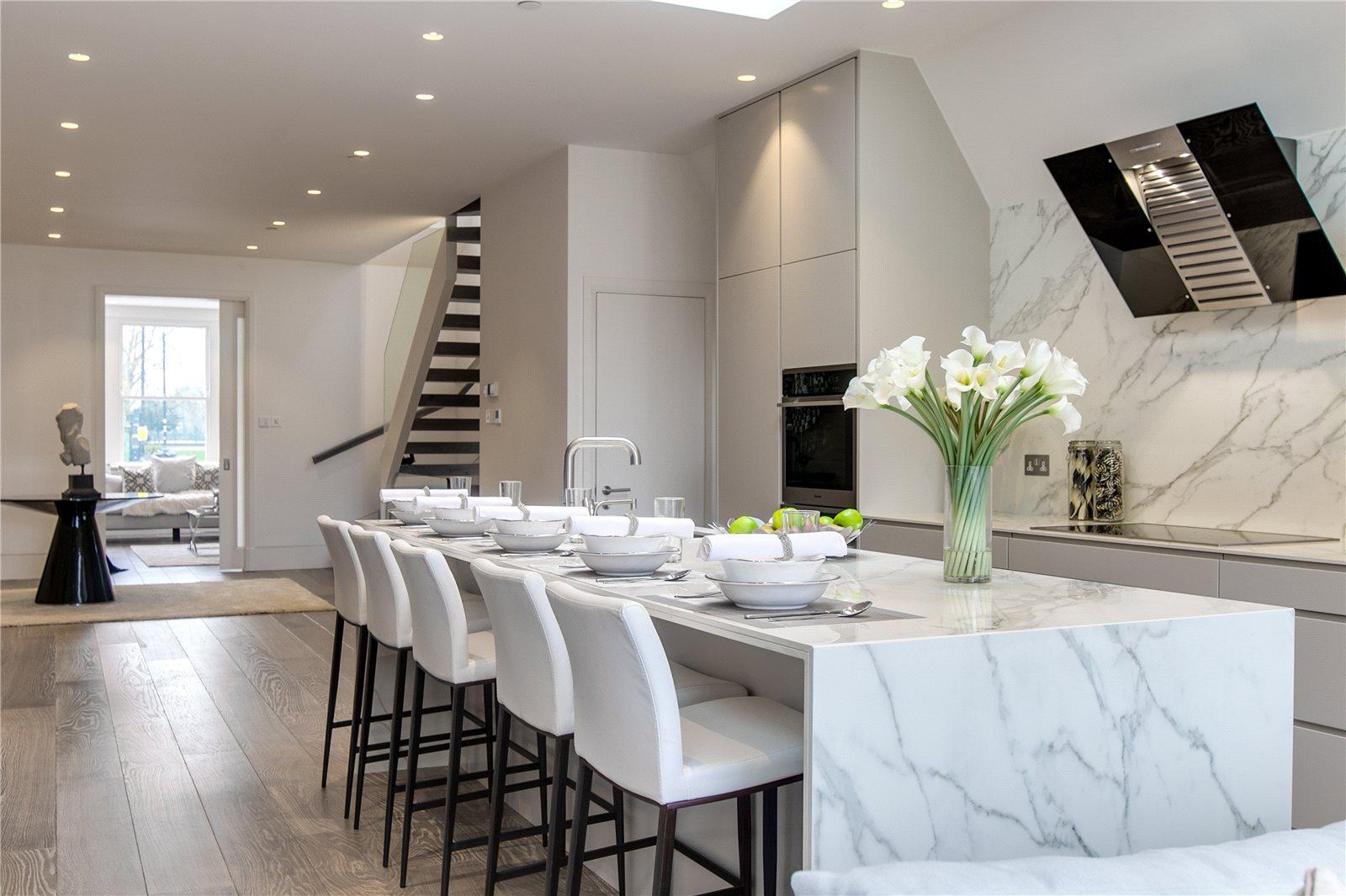 Full House Extension Builders In Kensington Chelsea House