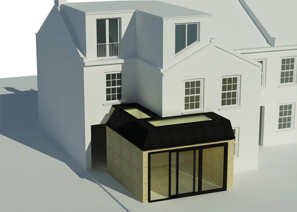 rear house extension specialists